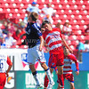 29, March 2009:  <br /> Chivas USA forward Justin Braun #17<br /> in action during the soccer game between FC Dallas & Chivas USA at the Pizza Hut Stadium in Frisco,TX. Chivas USA  beat FC Dallas 2-0.<br /> Manny Flores/Icon SMI