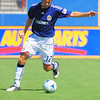 29, March 2009:  <br /> Chivas USA Defender Carey Talley #12<br /> in action during the soccer game between FC Dallas & Chivas USA at the Pizza Hut Stadium in Frisco,TX. Chivas USA  beat FC Dallas 2-0.<br /> Manny Flores/Icon SMI