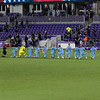 Orlando City Soccer Club 1 New York City FC 1, Exploria Stadium, Orlando, Florida - 14th October 2020 (Photographer: Nigel G Worrall)