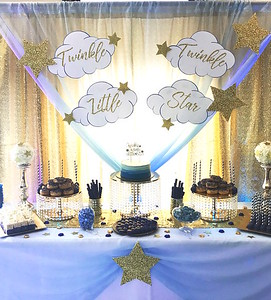MM Treats & Sweets Tables