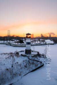 Boom Island Sunrise