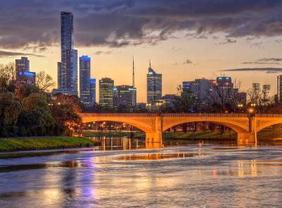 Mostly Melbourne