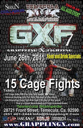 June 26, 2011 Temecula, CA GXF7