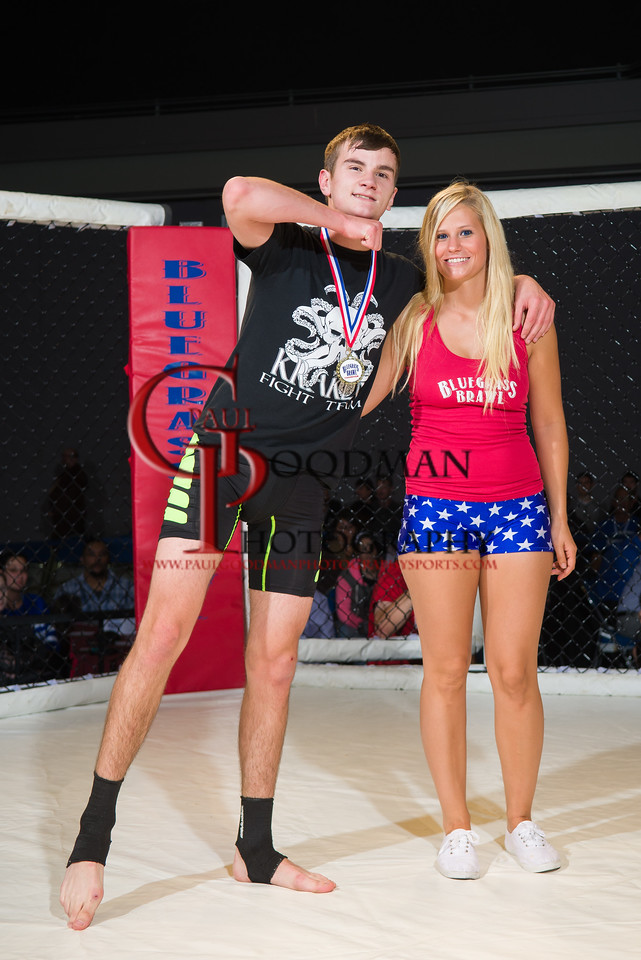 Bluegrass Brawl 14 Grapplers