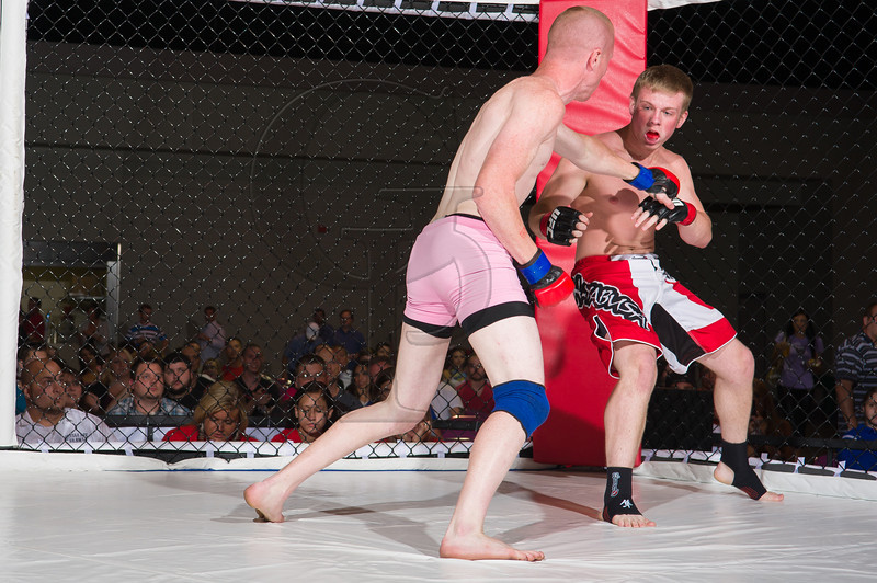 Bluegrass Brawl 3 Fight