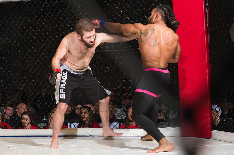 Bluegrass Brawl 5 Fight