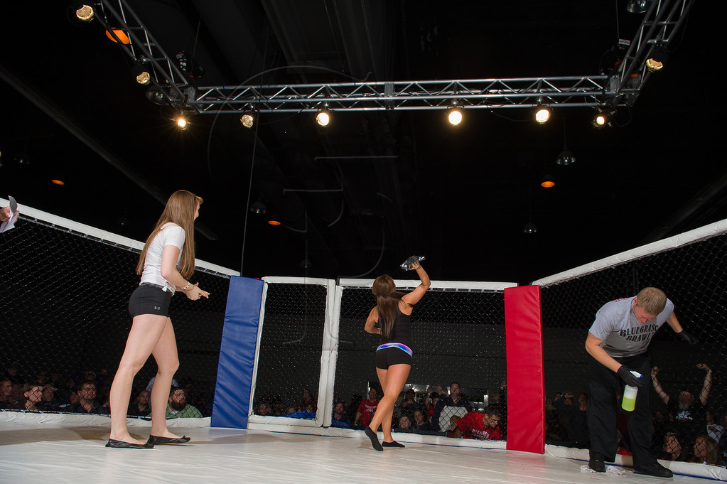 Bluegrass Brawl 5 Fight