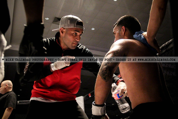 Garcia Promotions Cage Combat 20 - May 6, 2015