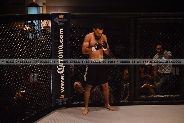 Cage Combat 12 by Mike Calimbas.