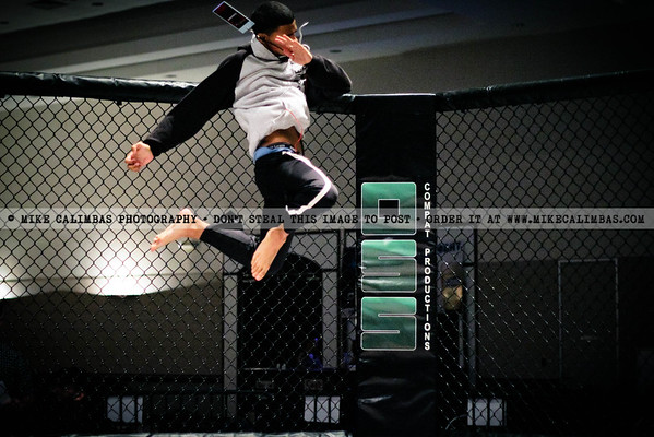 Cage Combat 15 by Diego Reyes