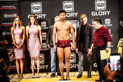 Glory38 Weigh-ins (17)