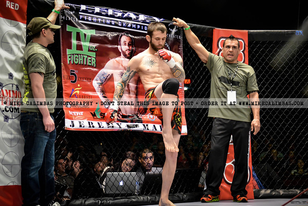 Legacy Fighting Championship 27 - January 31, 2014