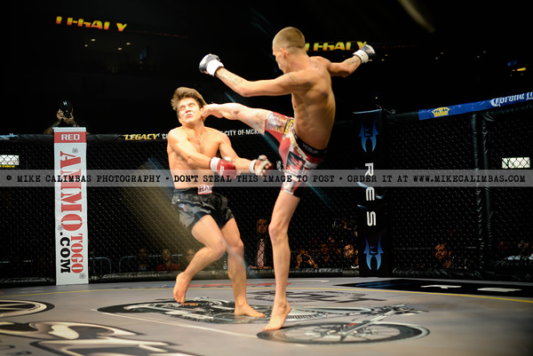 Legacy Fighting Championship 24 - October 11, 2013