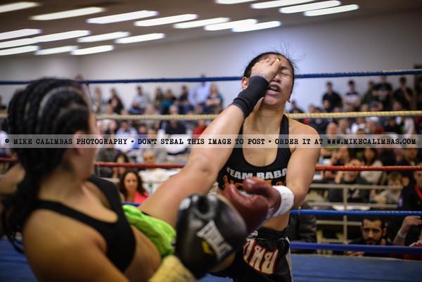 Muay Thai Kingdom - December 13, 2013