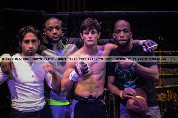 PCG's Cowboys Extreme Cagefighting 23 - November 14, 2015