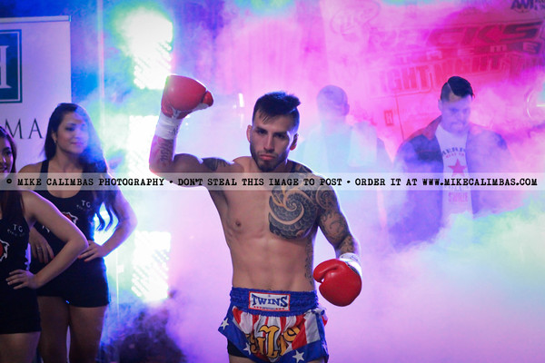 Rocks Xtreme Fight Night VIII by Paul Trevino