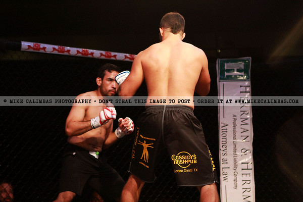Rock's Xtreme Fight VII by Paul Anthony Trevino