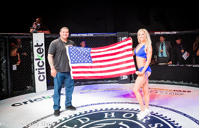 WFF MMA August 18, 2018