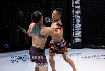 WFF MMA May 14, 2016