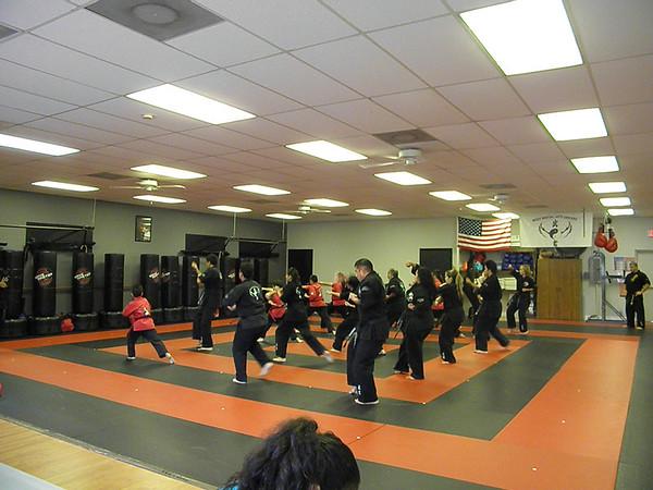 2012 Black Belt Candidates