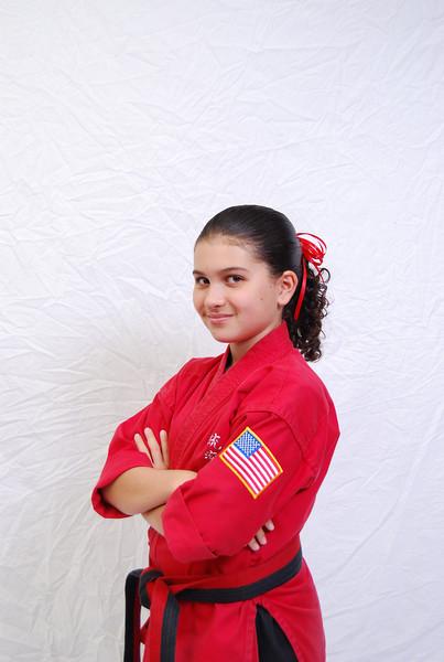 Cristina Font - Black Belt Diploma 2010