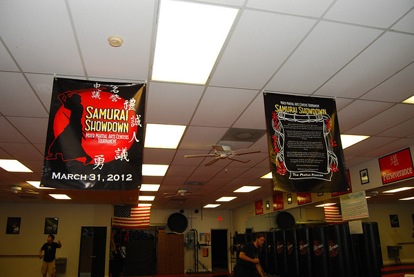 Samurai Showdown 2012