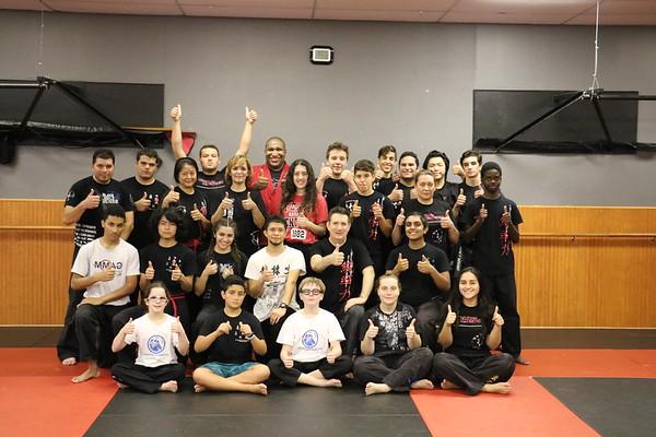 Kung Fu Seminar 030117
