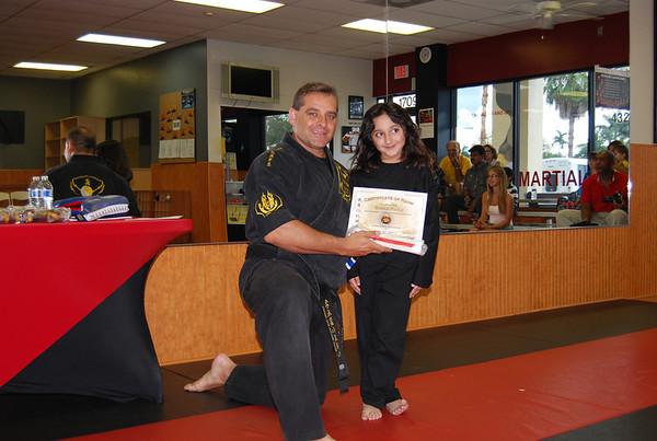 Lil Ninja graduation - 06.20.13
