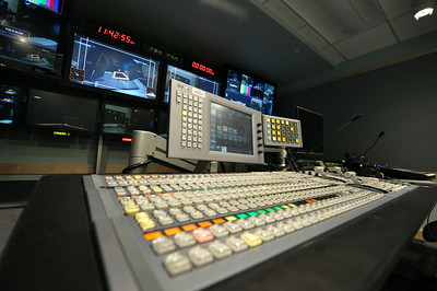 Lehman College Multimedia Center Space