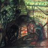Miriam Shavit,<br /> Ghosts of Ours, 1980<br /> Pastel on Paper