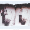 Yehodit Dreaming, 2004<br /> Photographic Emulsion Transfer Collage on Glass