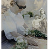 Widow, 2009<br /> Photographic Digital Collage