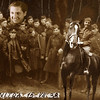 In the Slovak Army, 2005<br /> Photographic Digital Collage