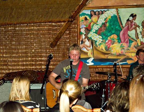 Fresh/Soph Show @ Don the Beachcomber's 4/14/10