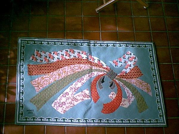 rug closeup