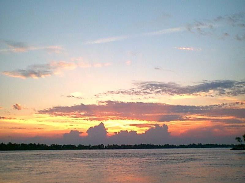 AQ sunset