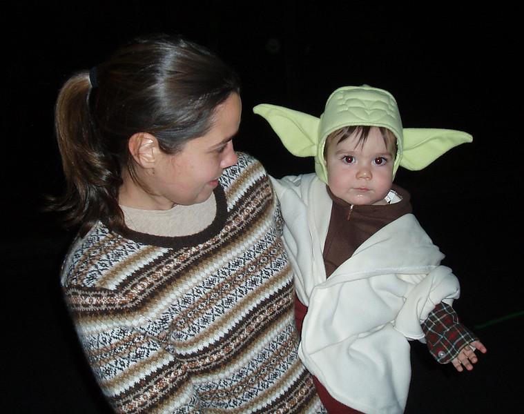 Yoda #2 10-05