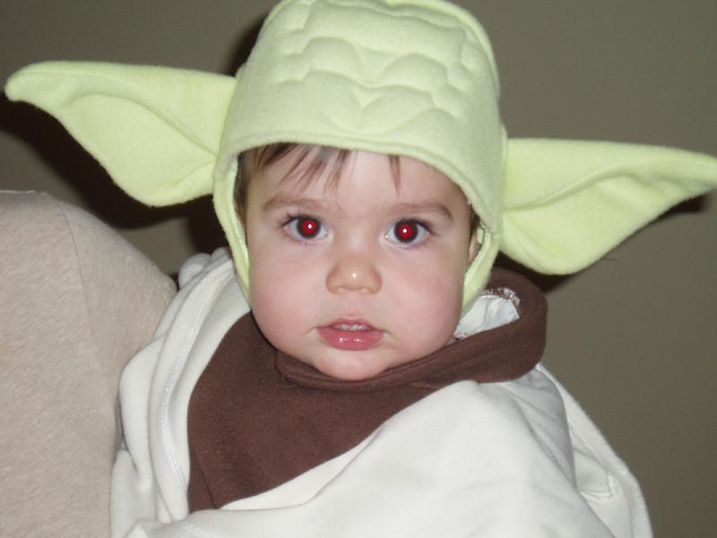 Yoda #1 10-05