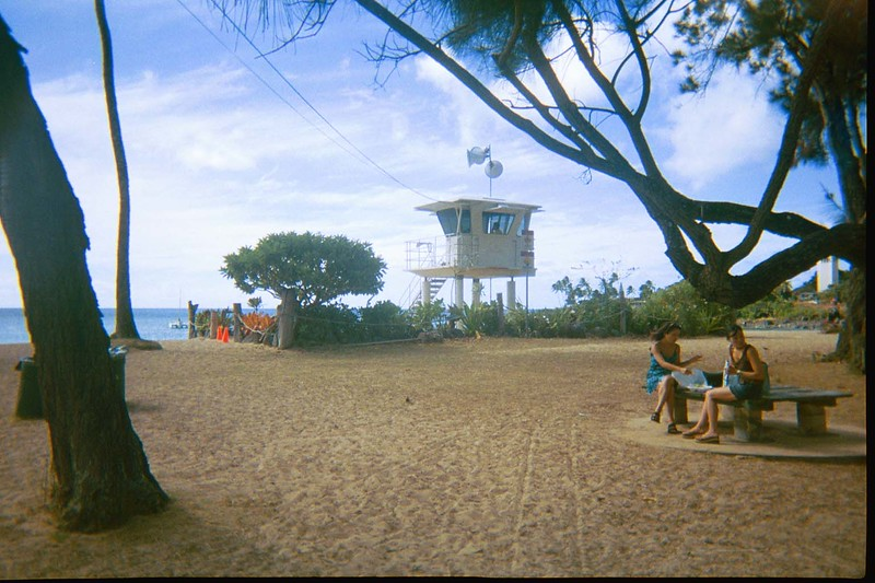 North Shore life guard station