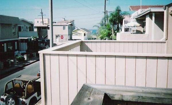 Ocean View front porch
