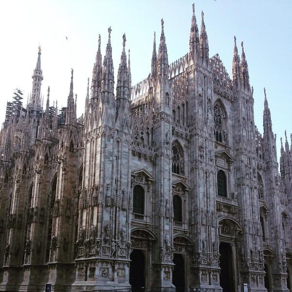 6-26-15 Milano Duomo