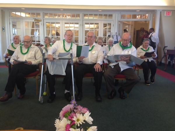 3-14-14 VH choir
