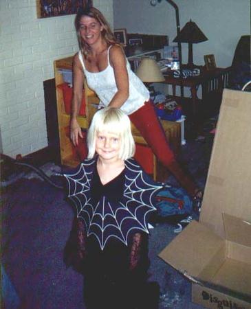Spiderella & Kathy