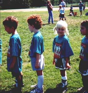 Meggie Soccer Line