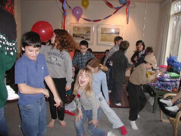 G - BD party 1-31-03