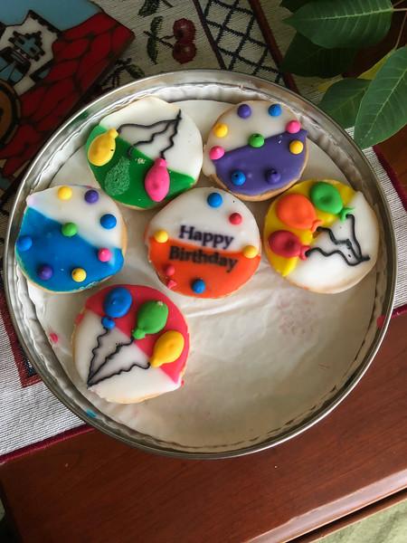 7-31-19 Jamie cookies