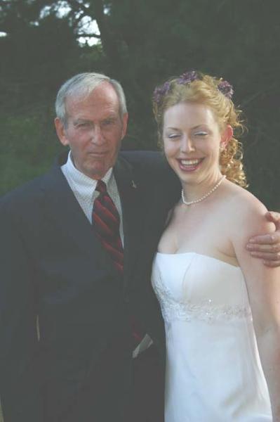 Wedding 10-1-05 #3b