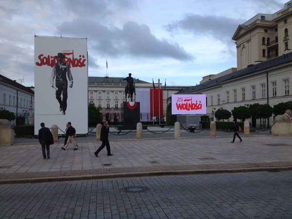 6-3-14 Warsaw