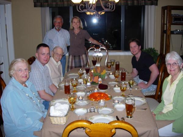 CA Thanksgiving 11-26-09 #2
