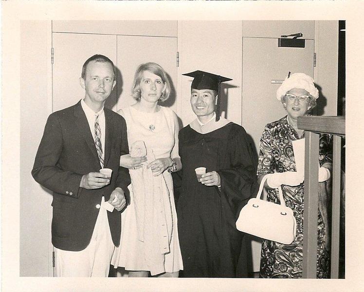 1966 MF Master's grad